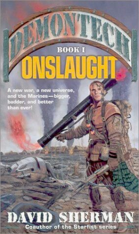 Onslaught Cover