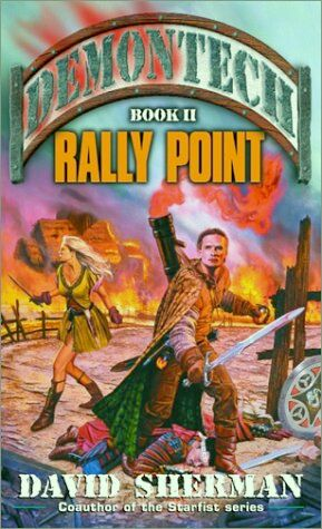 Rally Point Cover